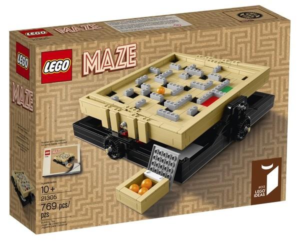 Erst bauen, dann kugeln. (Foto: LEGO Ideas)