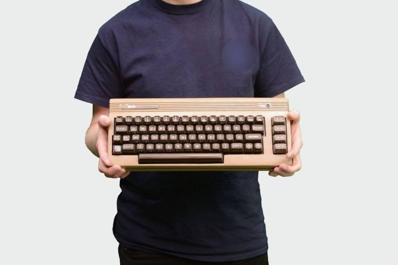 Das soll der neue C64 werden. (Foto: The 64)