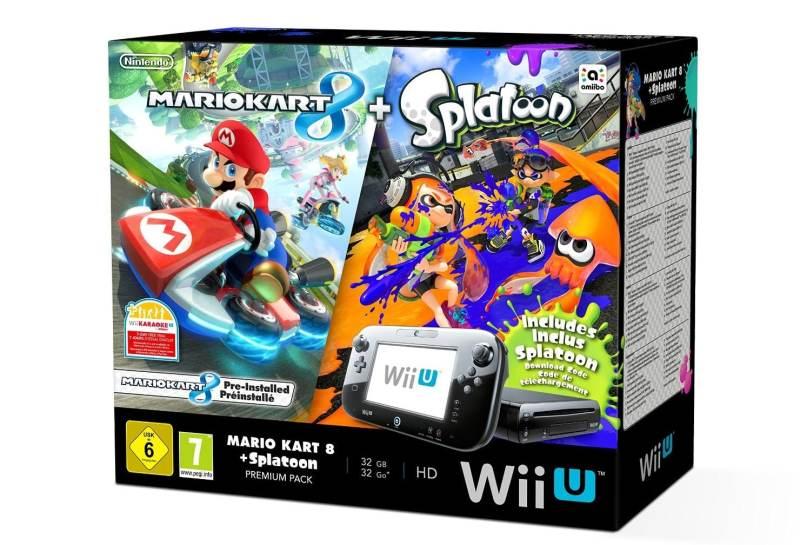 Aktuelle Bundles kosten um die 300 Euro. Zu Weihnachten hin wird der Preis sicher sinken. (Foto: Nintendo)