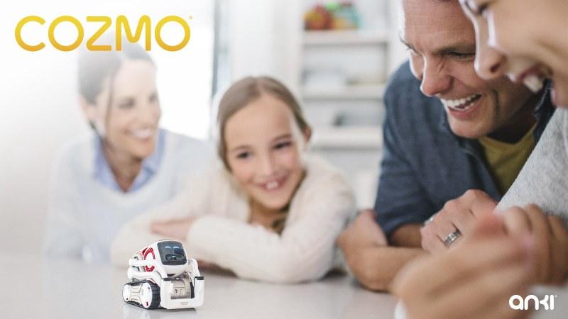 Ein kleiner Roboter mit viel Persönlichkeit. (Foto: Anki)