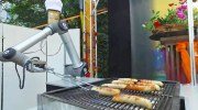 BratWurst Bot: Dieser Roboter brutzelt die perfekte Wurst