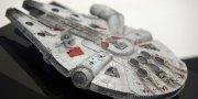 Star Wars: Millennium Falke, X-Wing und Speeder Bike als offizielle Drohnen