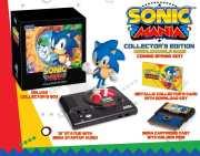Sonic Mania: Sammler-Edition mit Figur und goldenem Ring