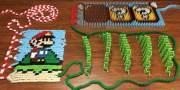 Super Mario World: Klassiker aus über 80.000 Domino-Steinen nachgebaut
