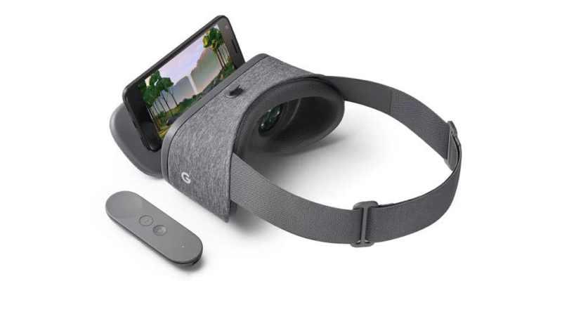 Das Smartphone bleibt das Herz der Google-VR-Lösung. (Foto: Google)
