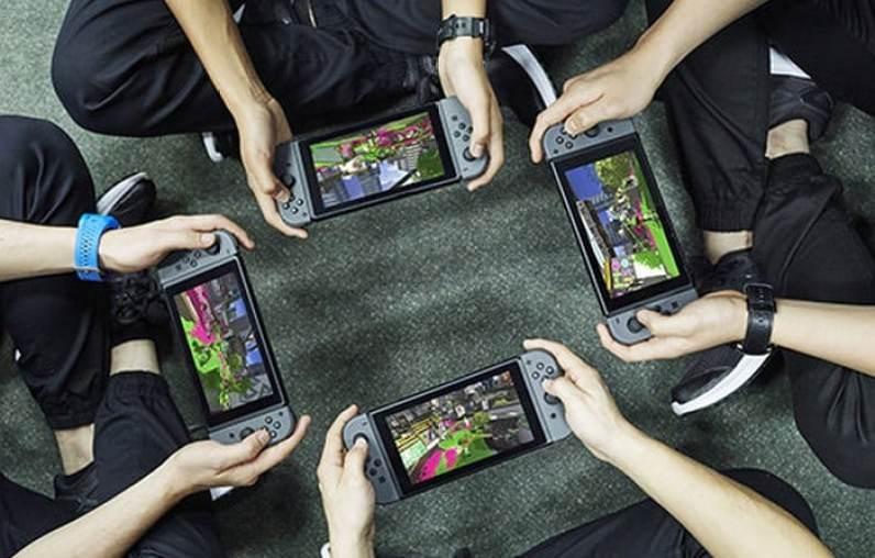 Mit Multiplayer-Funktionalität. (Foto: Nintendo)