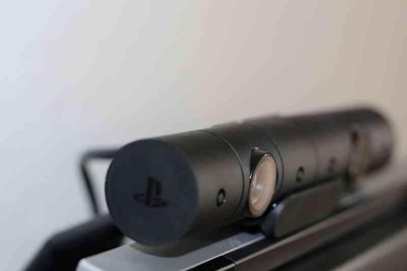 Die PlayStation Camera benötigt ihr unbedingt. (Foto: Sven Wernicke)
