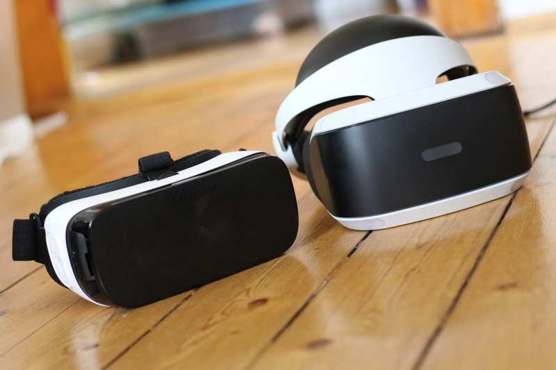 Allein die Darstellung ist deutlich besser als bei der Gear VR. (Foto: Sven Wernicke)