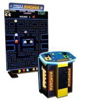 Pac-Man: Der größte Spielautomat der Welt mit der Kultpille