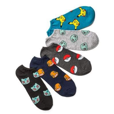 Noch mehr Pokémon Socken. (Foto: ThinkGeek)
