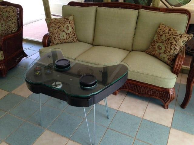 Na, die Tischfüße sind aber nicht so schön. (Foto: Scott Blackwell)