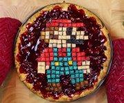 Super Mario Pixel Pie: Verziert euren Kuchen mit dem Kult-Klempner