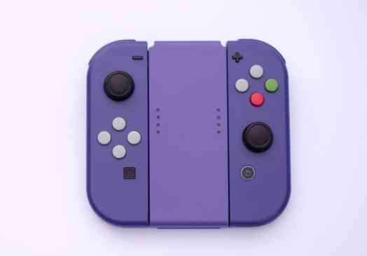 Gamecube Switch Controller. (Foto: Boss Fight Props)