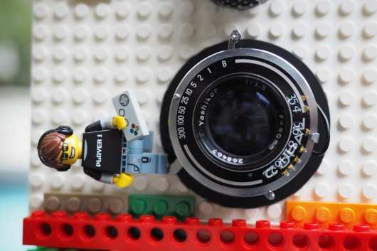 LEGO Instant Camera. (Foto: instaxmagic.wordpress.com)