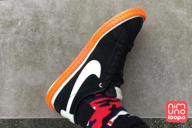 Auch eure Schuhe könnt ihr pimpen. (Foto: Nimuno)