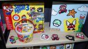 Nintendo Pixelperlen: Erschafft euch Szenarien aus Super Mario und Zelda