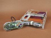 Super Nintendo: Einmalig! Diese Konsole ist durchsichtig!