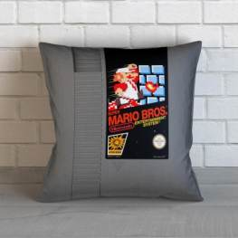 Super Mario Bros. (Foto: PimpMyPillow)