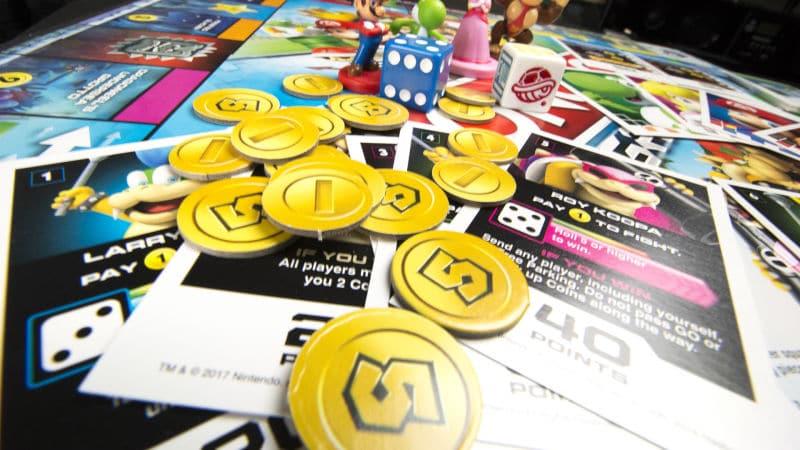 Goldmünzen statt Geldscheine. (Foto: Kotaku)