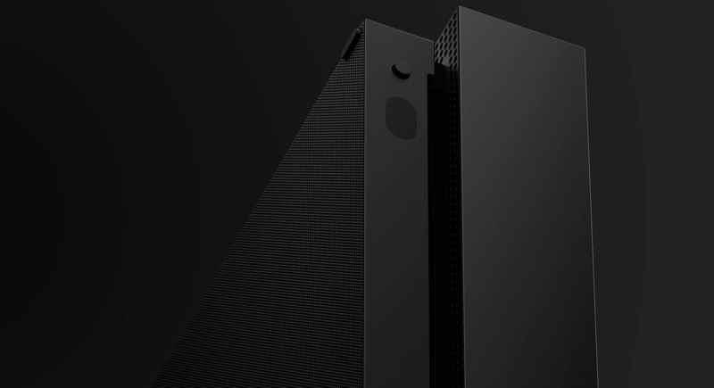 Die kleinste Xbox One ever. (Foto: Microsoft)