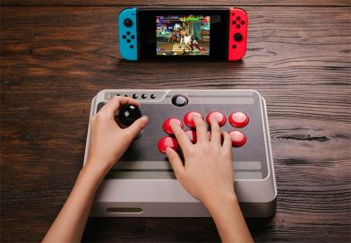 NES 30 Arcade Stick. (Foto: 8bitdo)
