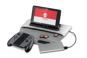 PowerPack: Mobile Ladestation und Case für Nintendo Switch