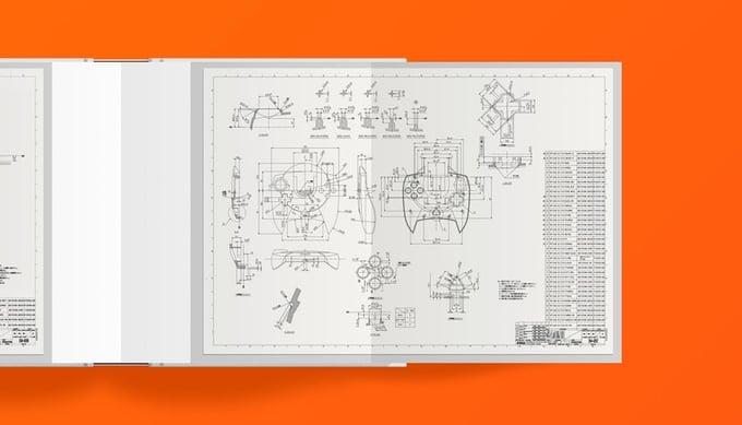 Technische Unterlagen sind auch dabei. (Foto: Read-Only Memory)