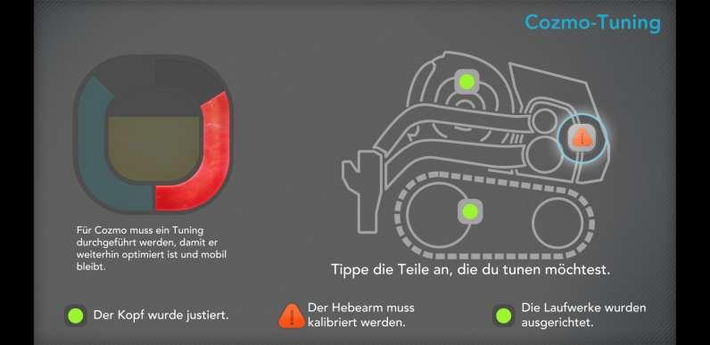 Die App. (Foto: GamingGadgets.de / Screenshot)