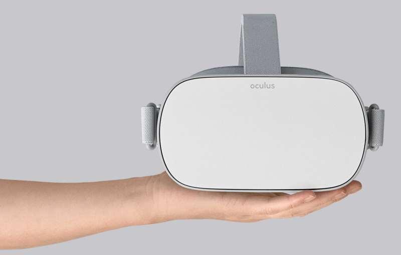 Erinnert ein wenig an Google Daydream. (Foto: Oculus VR)