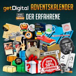 GetDigital Adventskalender. (Foto: GetDigital)