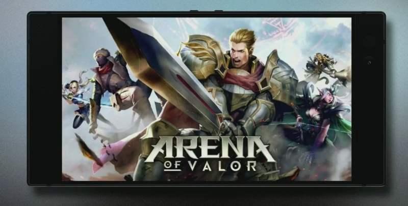 Das Razer Phone erhält angepasste Spiele, die das 120Hz-Display ausnutzen. (Foto: Razer / Screenshot)