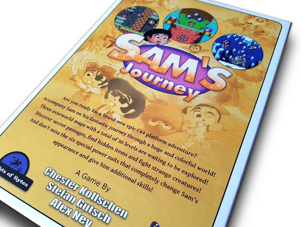 Sam's Journey. (Foto: Knights of Bytes)