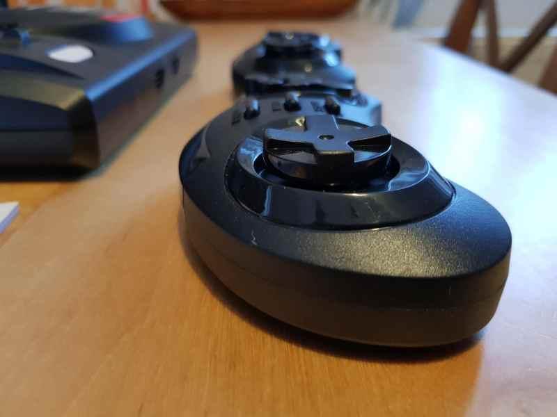 Das Design der Controller überzeugt nicht. (Foto: Sven Wernicke)