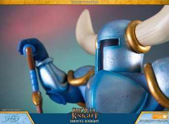 Shovel Knight Figur. (Foto: First 4 Figures)