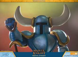 Shovel Knight Figur. (Foto: First 4 Figures)