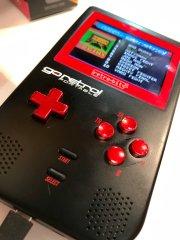 GoRetro Portable: Über 300 Spiele stecken in diesem Gameboy!