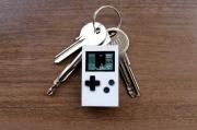 Pocketstar: Winziger Gameboy für das Schlüsselbund