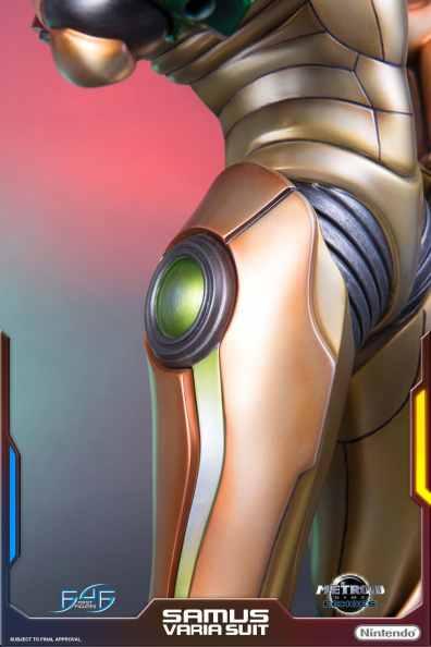 Samus Varia Suit. (Foto: First 4 Figures)