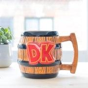 Donkey Kong Barrel Mug: Aus dieser Tasse trinken (nicht nur) Affen!