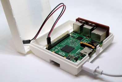 Raspberry Pi-Gehäuse. (Foto: RetroPiCases)