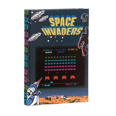 Space Invaders Journal. (Foto: ThinkGeek)