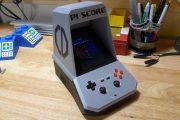 Pi Score: Kleiner Arcade-Automat der ungewöhnlichen Art