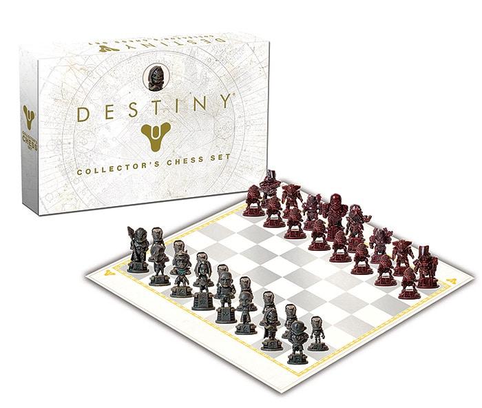 Gut sieht's aus - Destiny Schach. (Foto: USAOpoly)