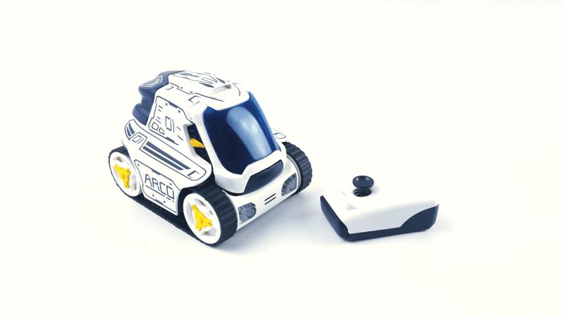 Erinnert etwas an die Anki-Roboter. (Foto: Team Hicat)