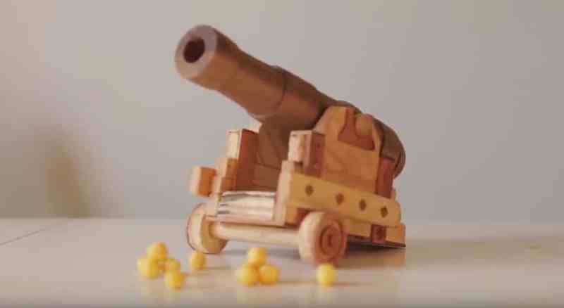 Die Frühstücksflocken braucht ihr als Munition. (Foto: The Beardless Man)