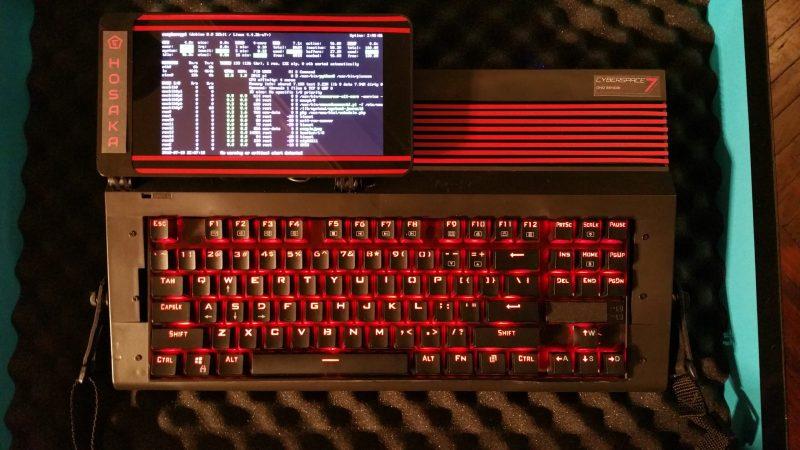 Sogar mit spezieller Hacker-Software. (Foto: D10D3)
