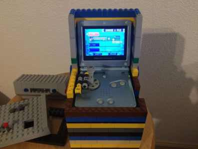 LEGO Arcade Machine. (Foto: Insane 128)