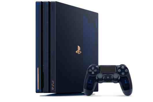 500 Million Limited Edition PlayStation 4 Pro. (Foto: Sony)