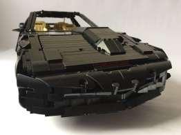 LEGO K.I.T.T. (Foto: thewdarren)
