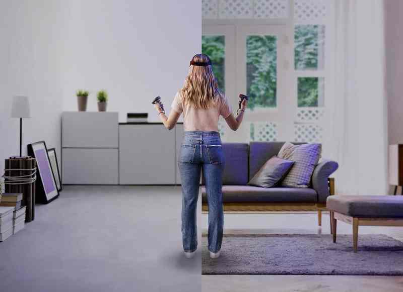 Bewegungsfreiheit ist die große Besonderheit. (Foto: Oculus VR)